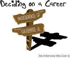 Deciding A Career