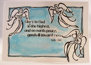 ... Dept. of Veterans Affairs Bans Religious Christmas Cards to Troops