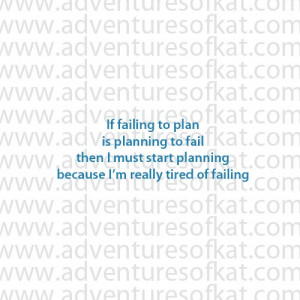 Poor Decisions Quotes Poor planning = poor decisions