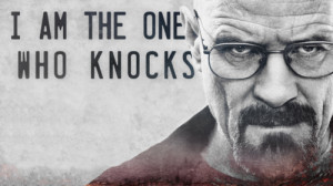 Walter White's Famous Quote: Breaking Bad Wallpaper