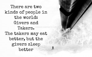 See more quotes like There are two kinds of people in the world
