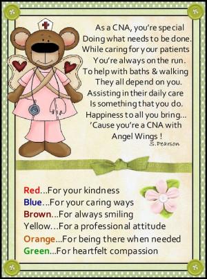 Certified Nurse Assistant
