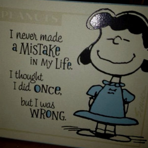 lucy from peanuts peanuts quotes