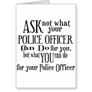 Police Sayings Funny police sayings cards &
