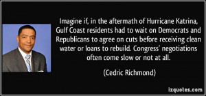 Imagine if, in the aftermath of Hurricane Katrina, Gulf Coast ...