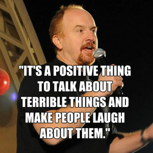 FX LETS LOUIS CK DO WHATEVER HE WANTS. Because he's Louis CK, duh.