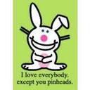 Happy Bunny Angry Bunny!