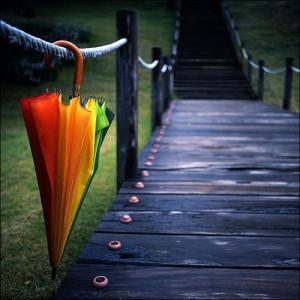 一个人走路,才是你和风景之间的单独私会