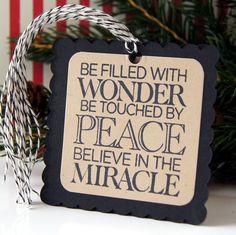 ... christmas, christmas quotes, gift tags, scallop, christmas sayings
