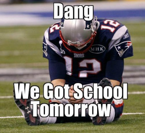 Tom Brady NFL Memes