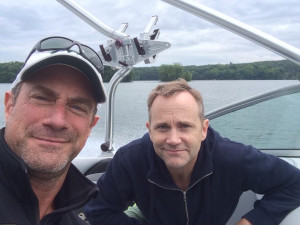 Lee Tergesen And Christopher Meloni