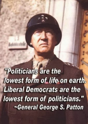General George S. Patton was assassinated to silence his criticism of ...