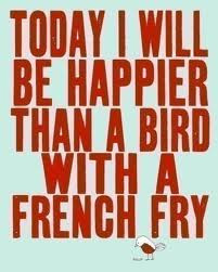 Today, I will be happy =) - quotes Photo