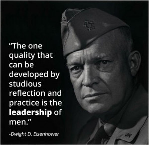 Dwight D. Eisenhower had unarguably one of the longest and most taxing ...
