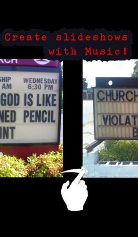 Church Sign Sayings That Make You Think