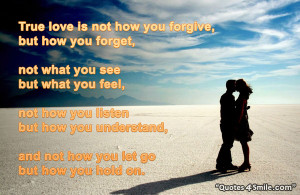 Meaning Of True Love Poem To Know What is True Love