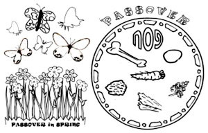 passover lamb coloring page more passover coloring pages from