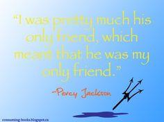 Percy Jackson More