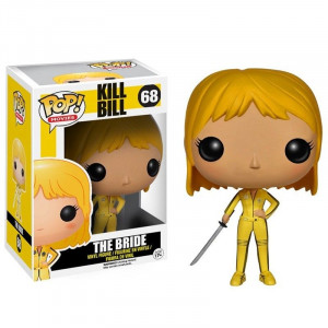 Home » Movies Pop! Vinyl Figure The Bride Beatrix Kiddo [Kill Bill]