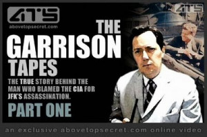 The Garrison Tapes by John Barbour