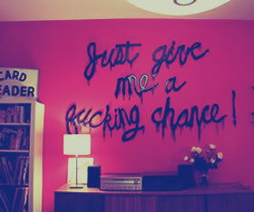 Give Me A Chance Quotes & Sayings