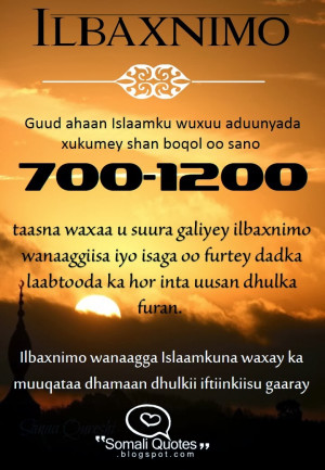 Somali Quotes On Picture