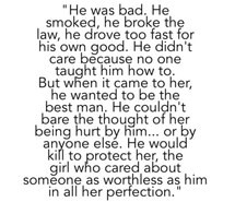 bad boy, book quotes, books, couple, cute, heart, kill, love, love ...