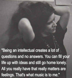 Janis Joplin. Another one of my favorite quotes from this wise woman ...
