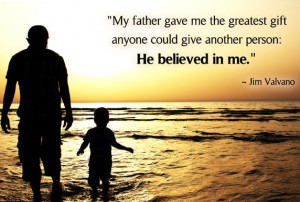 good father is one of the most unsung, unpraised, unnoticed, and yet ...