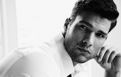 Aaron O'Connell by Dean Isidro, outtake for New York Times (February ...