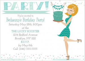 throw yourself a 21st birthday bash we love this fun birthday party ...