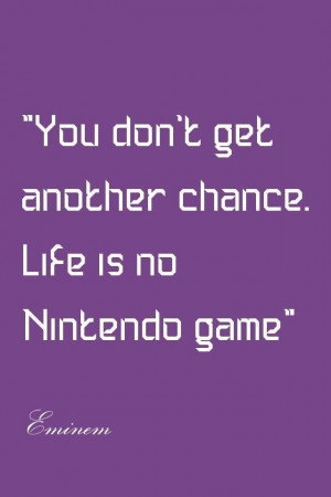 Nintendo game: Life Quotes, Awesome Quotes, Music Quotes, Living Life ...