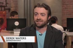 is in—alcohol makes history hilarious. Drunk History's Derek Waters ...