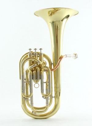... > Euphoniums & Baritones > BARITONE SCHILLER BRITISH BAND 3 VALVE