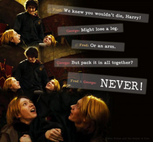 Fan Art - fred-and-george-weasley Fan Art