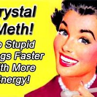vintage quotes and sayings photo: CrystalMethStupidThings.jpg