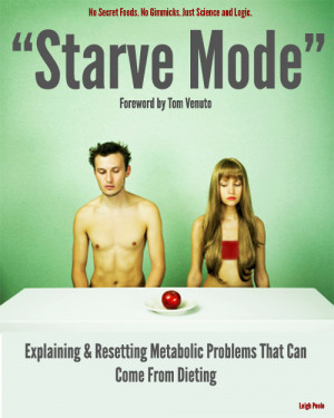 """Leigh Peele on How to Avoid and Reverse """"Starve Mode"""""""