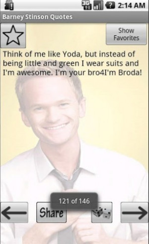 Barney Stinson Quotes Wallpaper Best of barney stinson edition