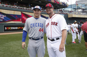 ... look Cubs, with ace Jon Lester, can win their division. (Getty Images