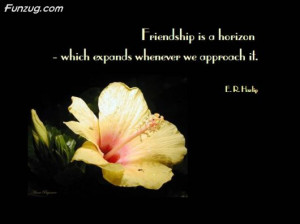 Good Friendship Quotes