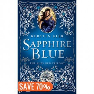 """Start by marking """"Sapphire Blue (Precious Stone Trilogy, #2)"""" as ..."""