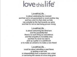 lovelife essay