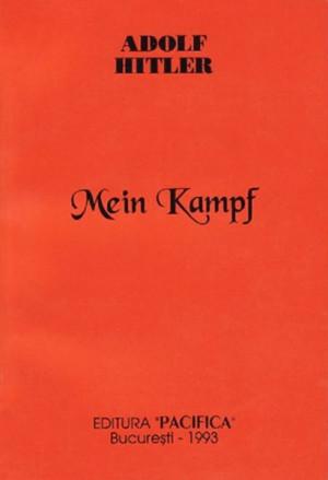 Adolf Hitler Mein Kandf Volume
