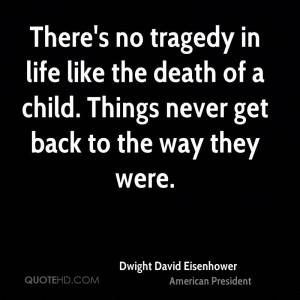 Dwight David Eisenhower Death Quotes