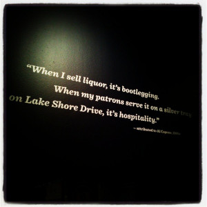 Quotes By Al Capone Prohibition