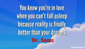 Love Dr Suess Quotes Quotesgram