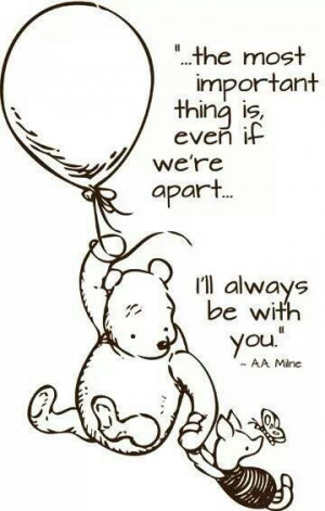 ll always be with you!!
