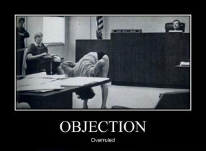 Buttocks can also be an asset (heh) in legal practice.