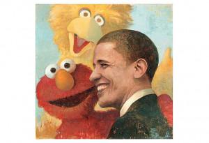 Tickle Me Obama.