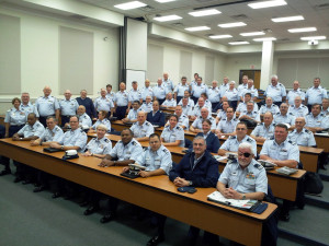 DEC 2012 Flotilla Commander Graduation at the